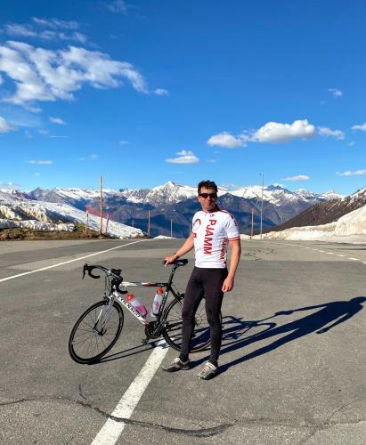 Alpe di Neggia - Vira Bike Climb - PJAMM Cycling