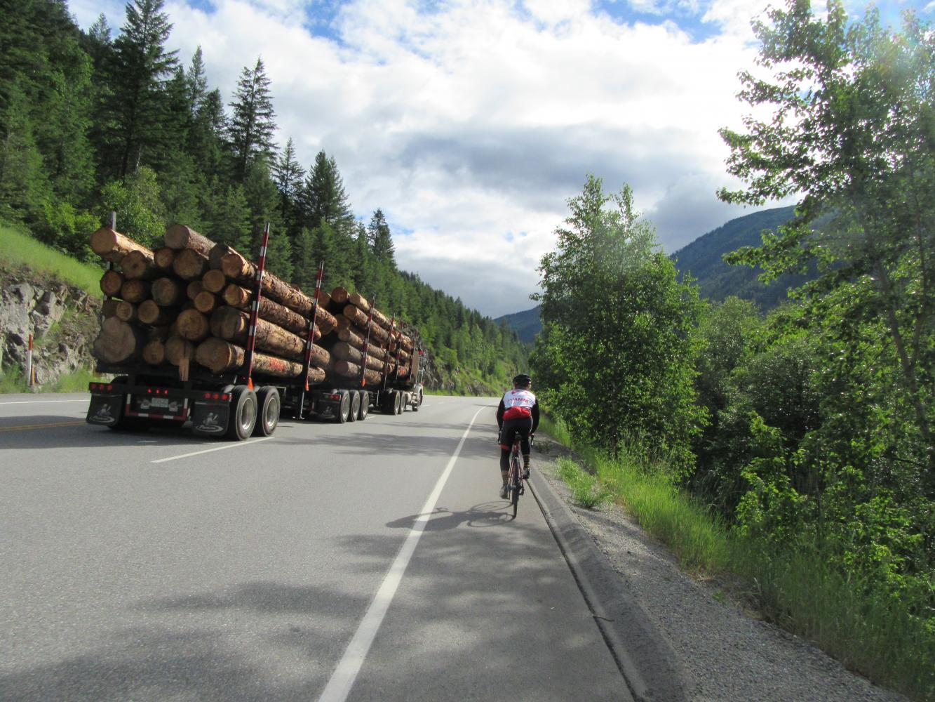 Bonanza (Paulson) Pass Bike Climb - PJAMM Cycling