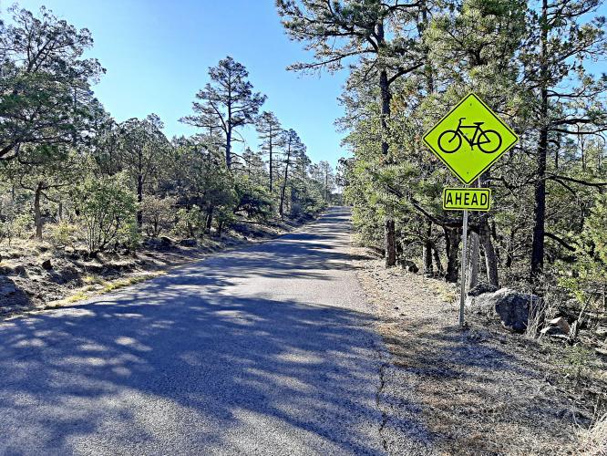 Gila Monster Bike Climb - PJAMM Cycling