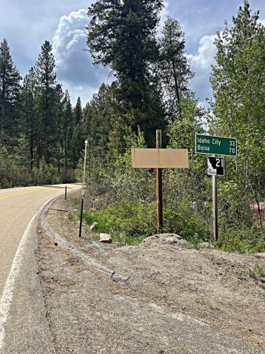 Ponderosa Pine Scenic Drive Bike Climb - PJAMM Cycling