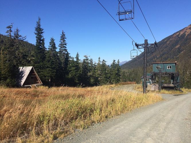 Eaglecrest Ski Road Bike Climb - PJAMM Cycling