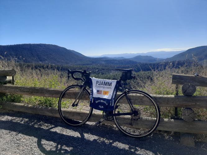 Hwy 180 - Rancho Grande Bike Climb - PJAMM Cycling