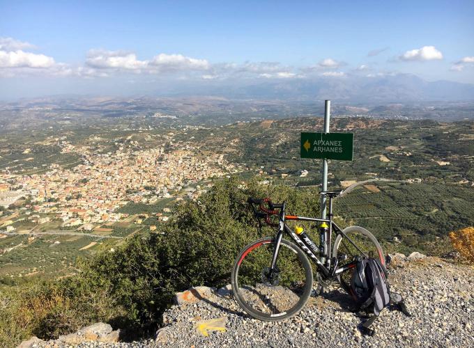 Giouhtas Bike Climb - PJAMM Cycling