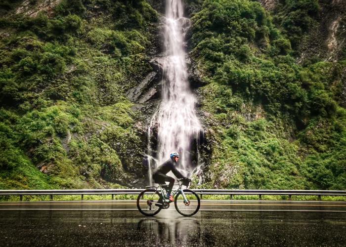 Thompson Pass North Bike Climb - PJAMM Cycling