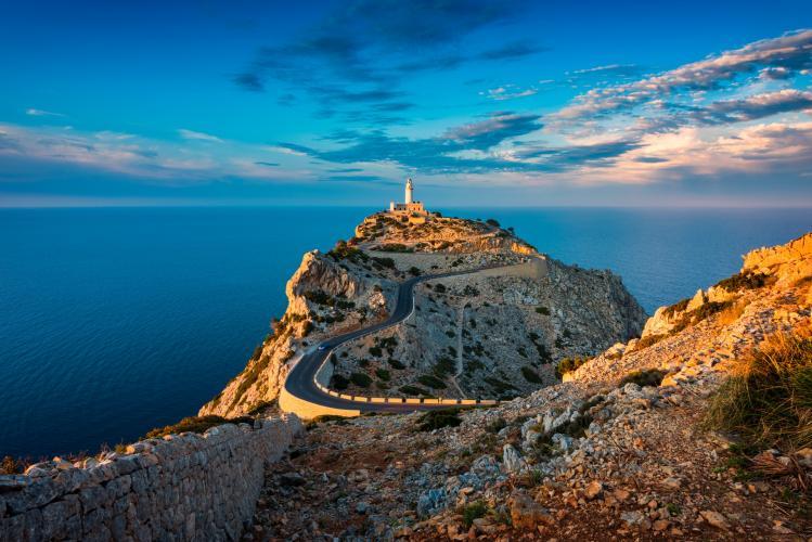 Cap de Formentor Climb 1 Bike Climb - PJAMM Cycling