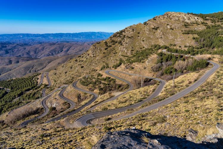 Alto Velefique Bike Climb - PJAMM Cycling
