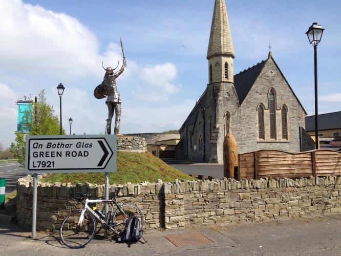 Grianan of Aileach Bike Climb - PJAMM Cycling