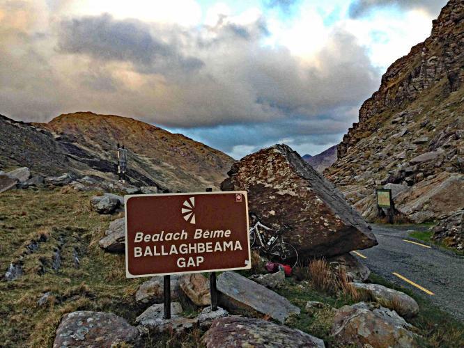 Ballaghbeama Gap North Bike Climb - PJAMM Cycling