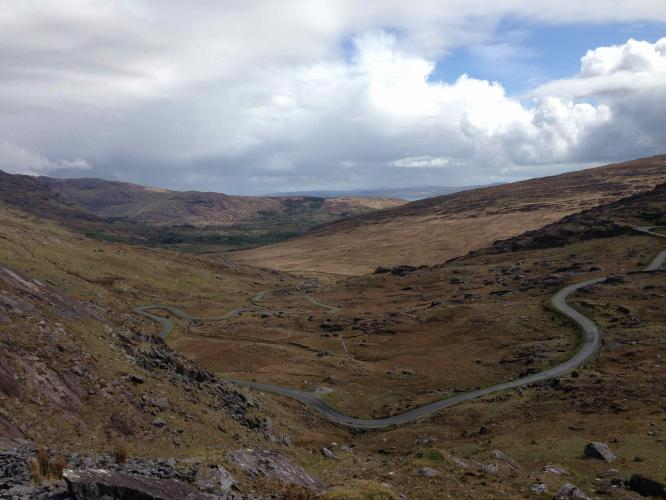 Healy Pass South Bike Climb - PJAMM Cycling