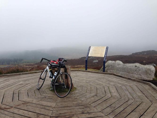 Wicklow Gap East Bike Climb - PJAMM Cycling