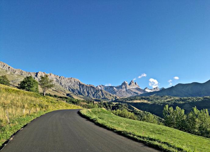 Col du Mollard South Bike Climb - PJAMM Cycling