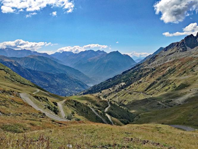 Col du Sabot Bike Climb - PJAMM Cycling