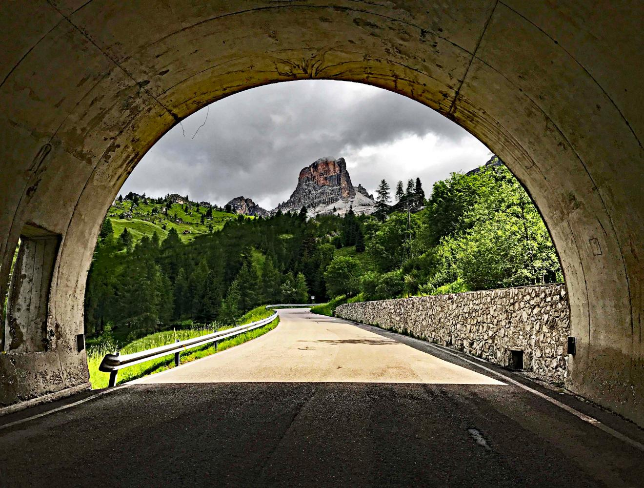 Passo Giau South Bike Climb - PJAMM Cycling