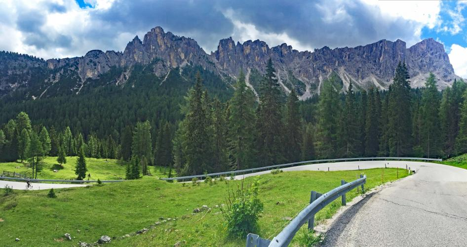 Passo Giau North Bike Climb - PJAMM Cycling