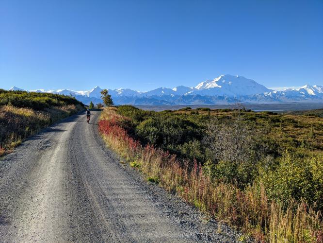 Polychrome Pass Bike Climb - PJAMM Cycling