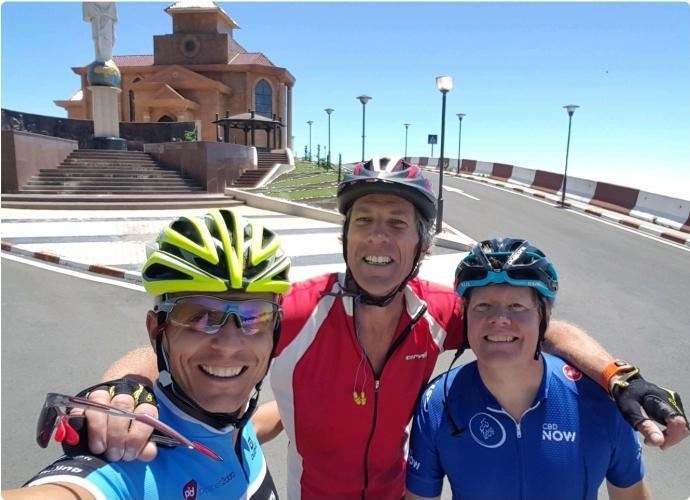Pico Basilé Bike Climb - PJAMM Cycling