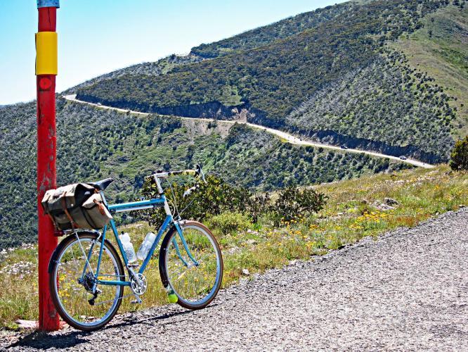 Mt. Hotham from Harrietville Bike Climb - PJAMM Cycling