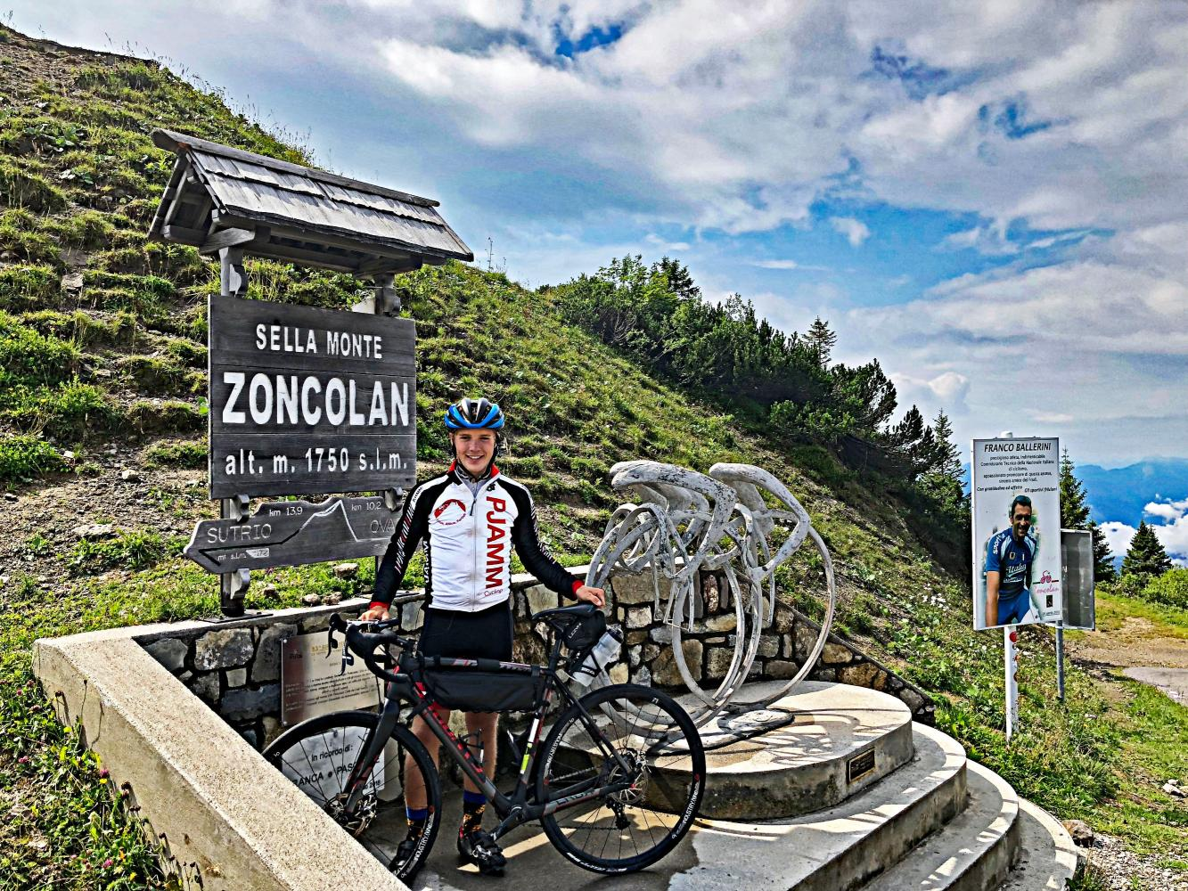 Monte Zoncolan (Priola) Bike Climb - PJAMM Cycling
