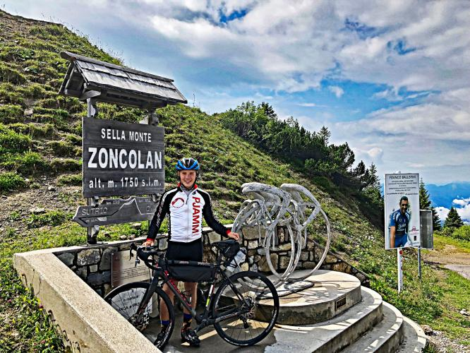 Monte Zoncolan (Priola) Bike Climb - PJAMM Cycling
