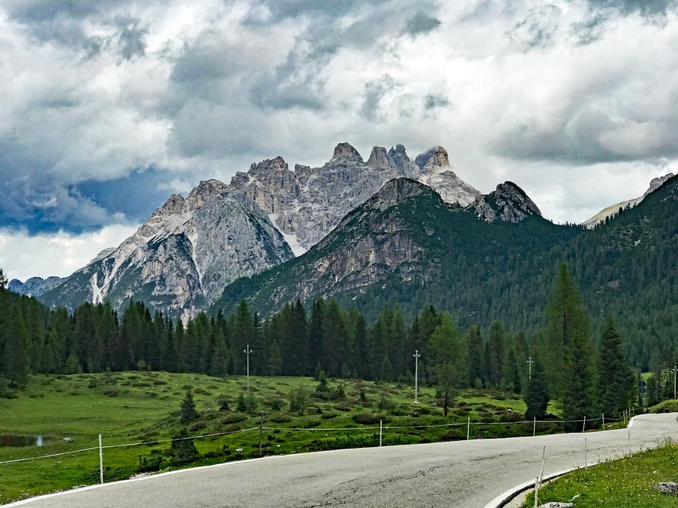 Tre cime di Lavaredo Bike Climb - PJAMM Cycling