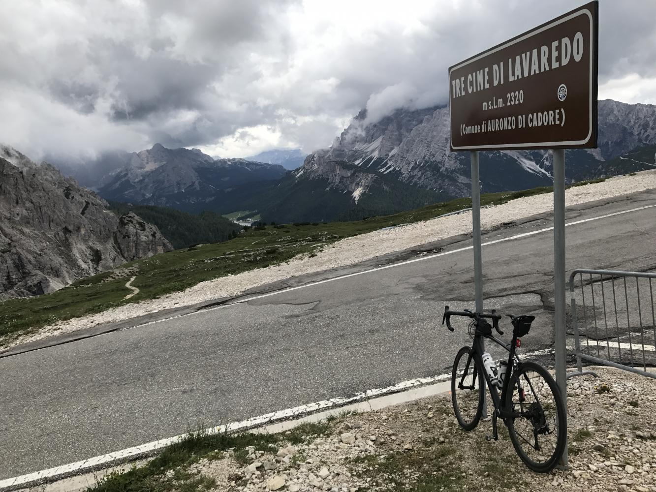 Tre Cime Bike Climb - PJAMM Cycling