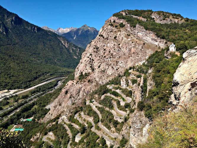 Col du Chaussy - Lacets de Montvernier Bike Climb - PJAMM Cycling