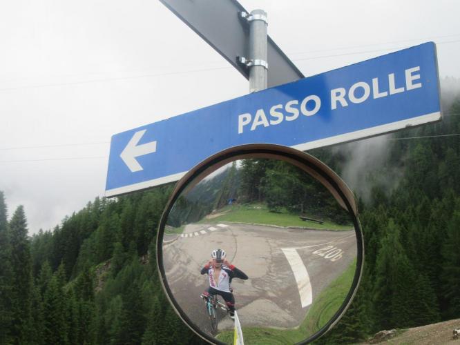 Passo Rolle - Siror Bike Climb - PJAMM Cycling