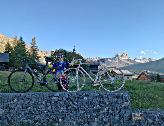 Col du Mollard North Bike Climb - PJAMM Cycling