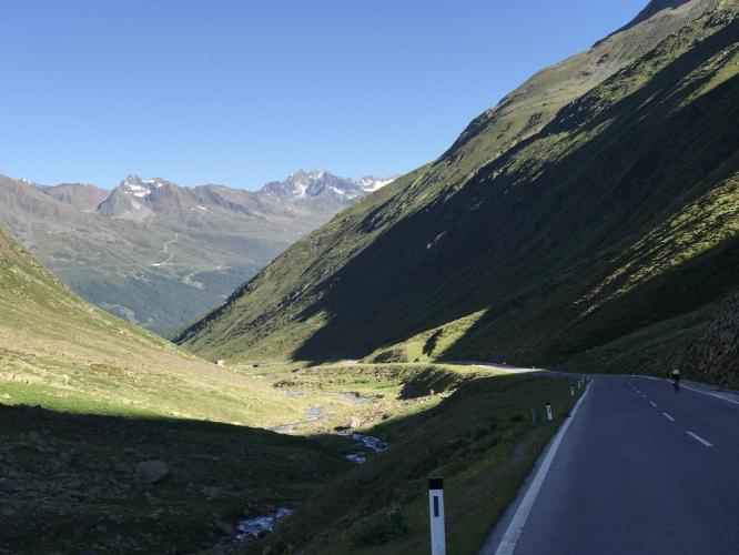 Timmelsjoch Bike Climb - PJAMM Cycling