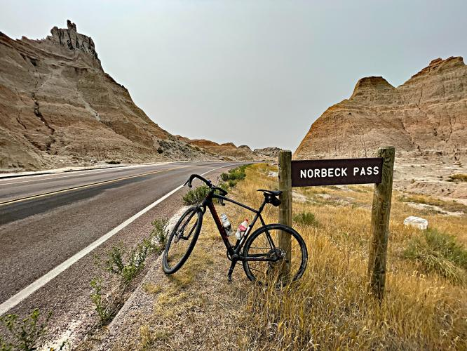Norbeck Pass Bike Climb - PJAMM Cycling