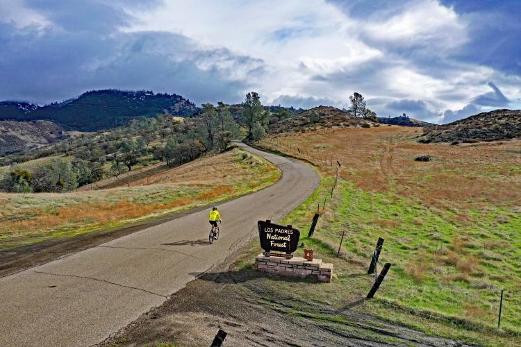 Figueroa Mountain Road South Bike Climb - PJAMM Cycling