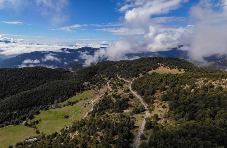 Coll de la Gallina Bike Climb - PJAMM Cycling