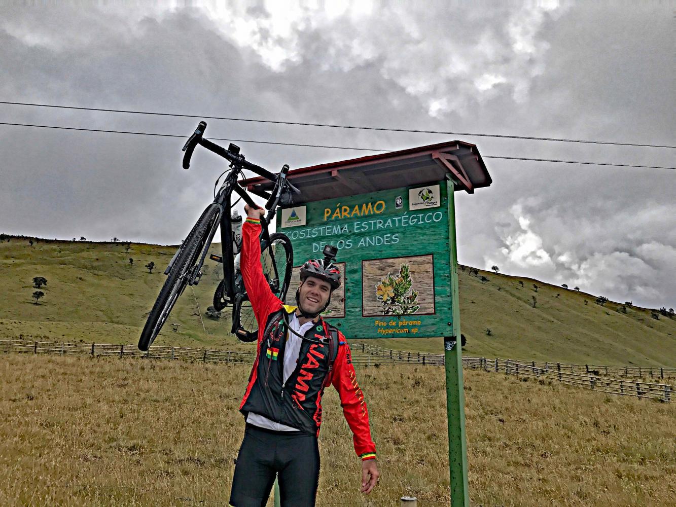 Alto de Letras Bike Climb - PJAMM Cycling