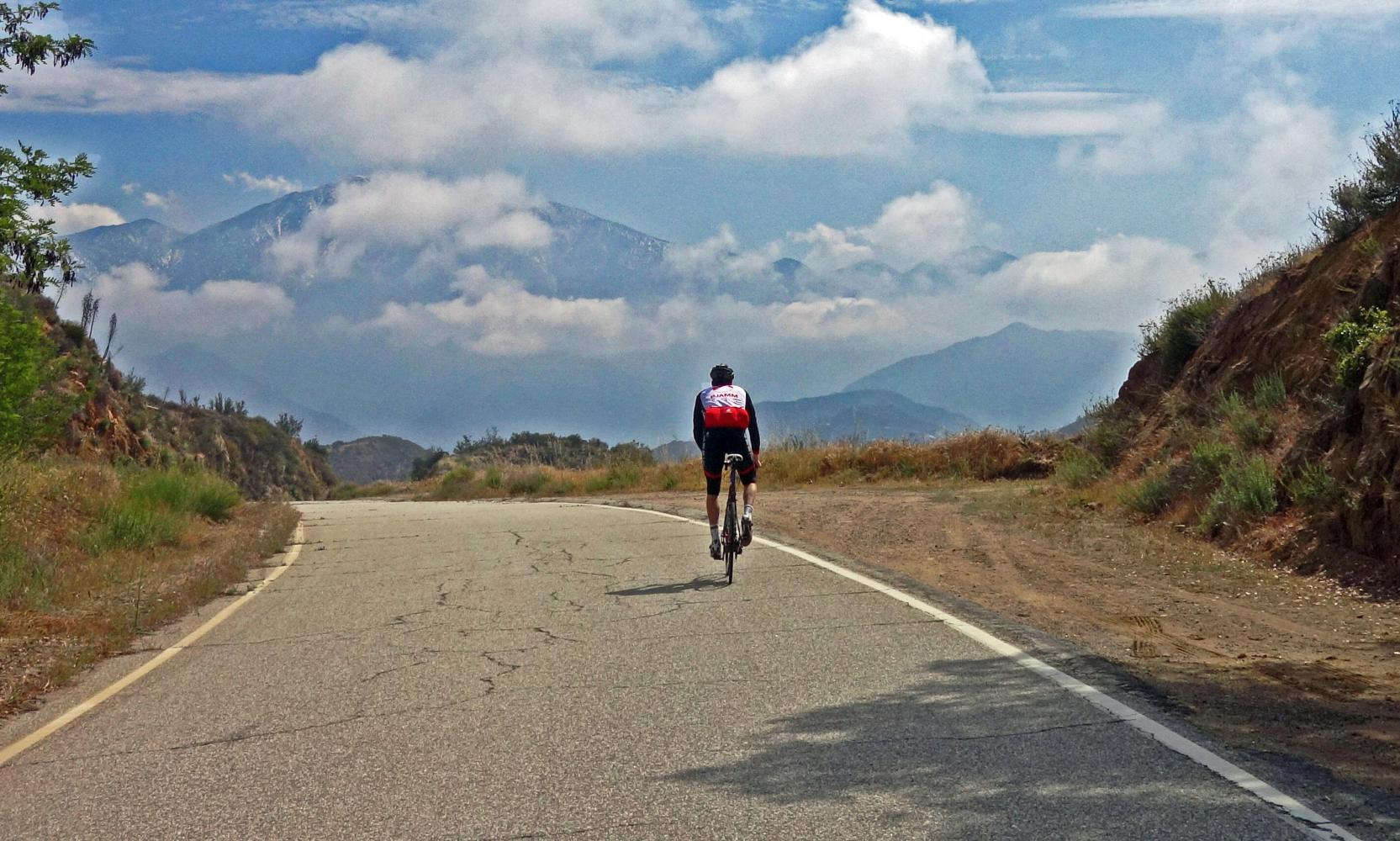 Glendora Mountain Road Bike Climb - PJAMM Cycling