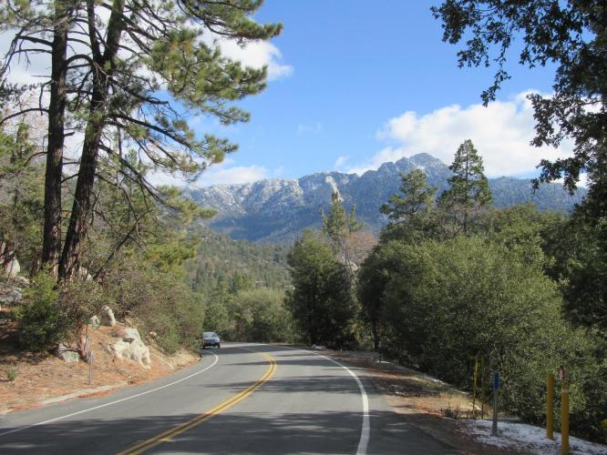Hwy 74-243 to Pine Cove Bike Climb - PJAMM Cycling
