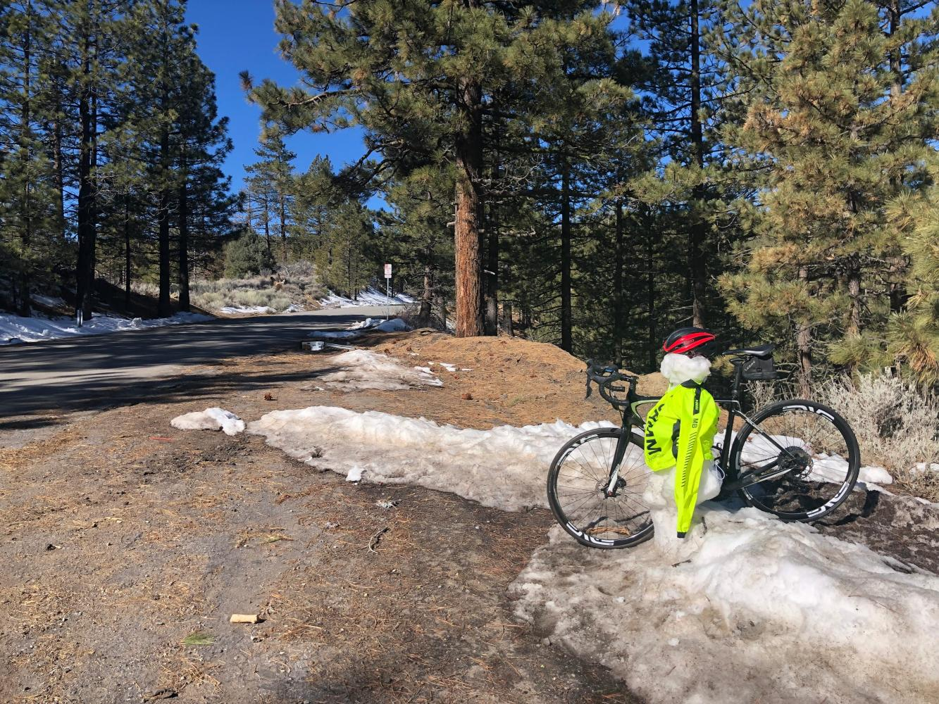 Mt. Pinos Bike Climb - PJAMM Cycling