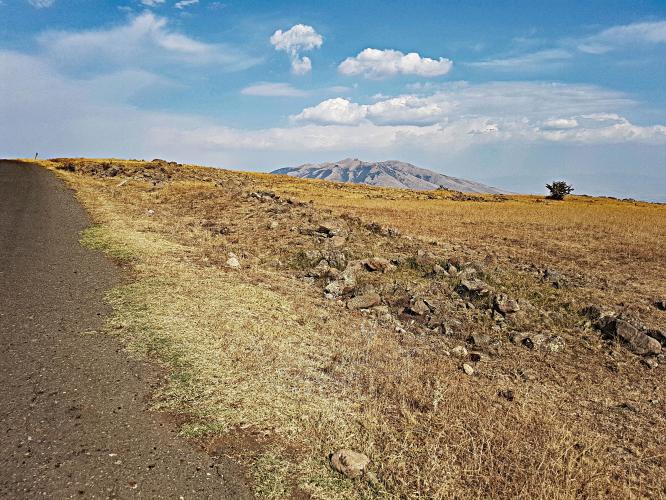 Mt. Aragats Bike Climb - PJAMM Cycling