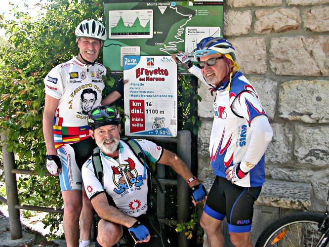 Monte Nerone South Bike Climb - PJAMM Cycling