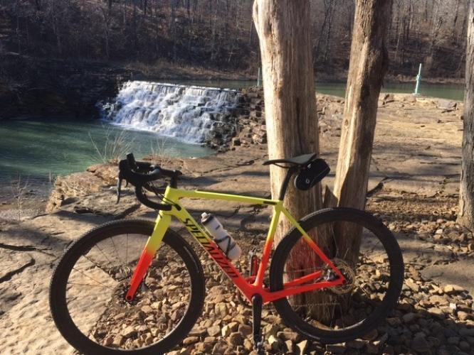 Devil's Den Bike Climb - PJAMM Cycling