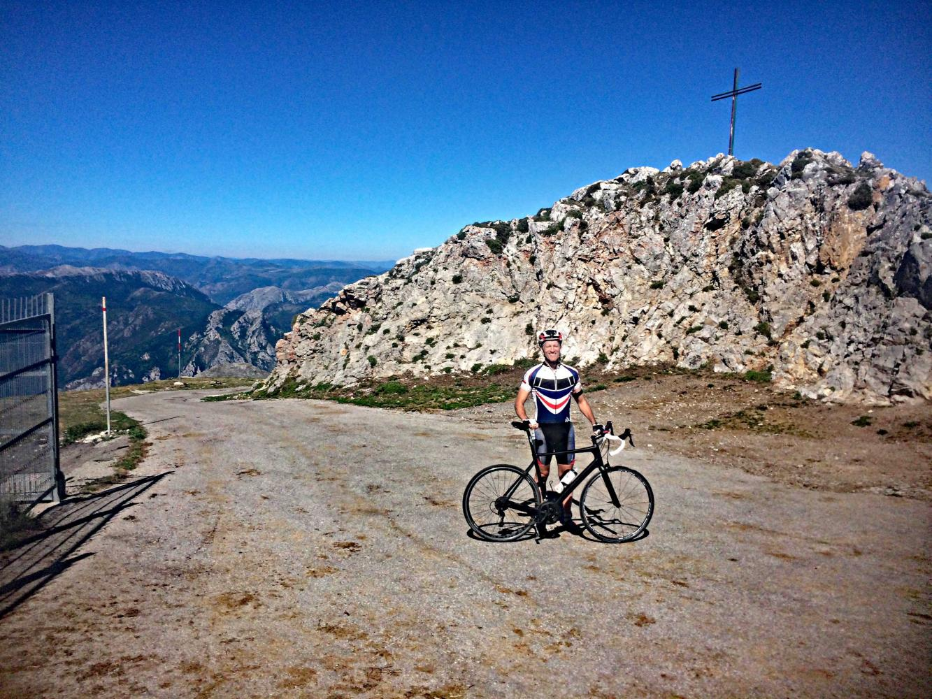 Alto de Gamoniteiro East Bike Climb - PJAMM Cycling