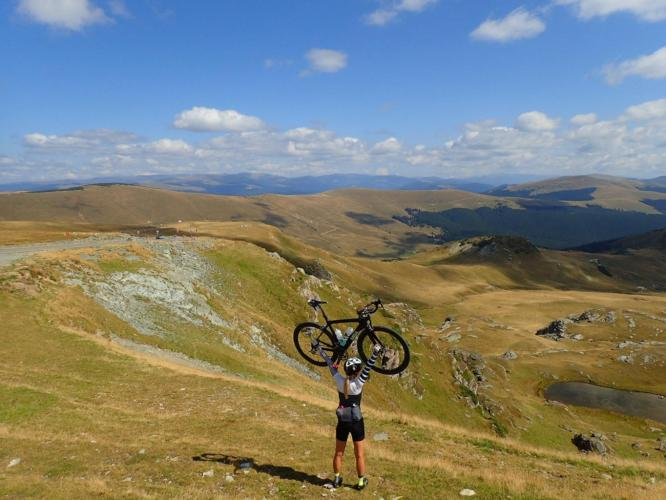 Transalpina North Bike Climb - PJAMM Cycling