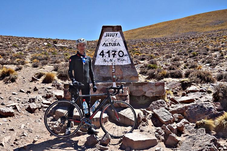Cuesta de Lipan Bike Climb - PJAMM Cycling