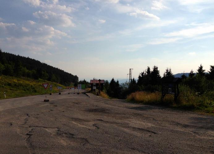 Cervenohorske Sedlo Bike Climb - PJAMM Cycling