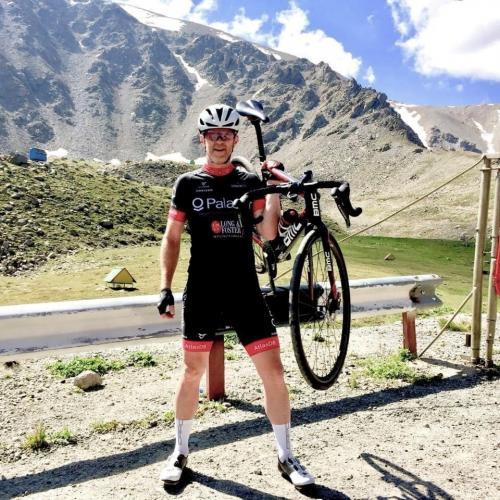 Kosmostansiya Bike Climb - PJAMM Cycling