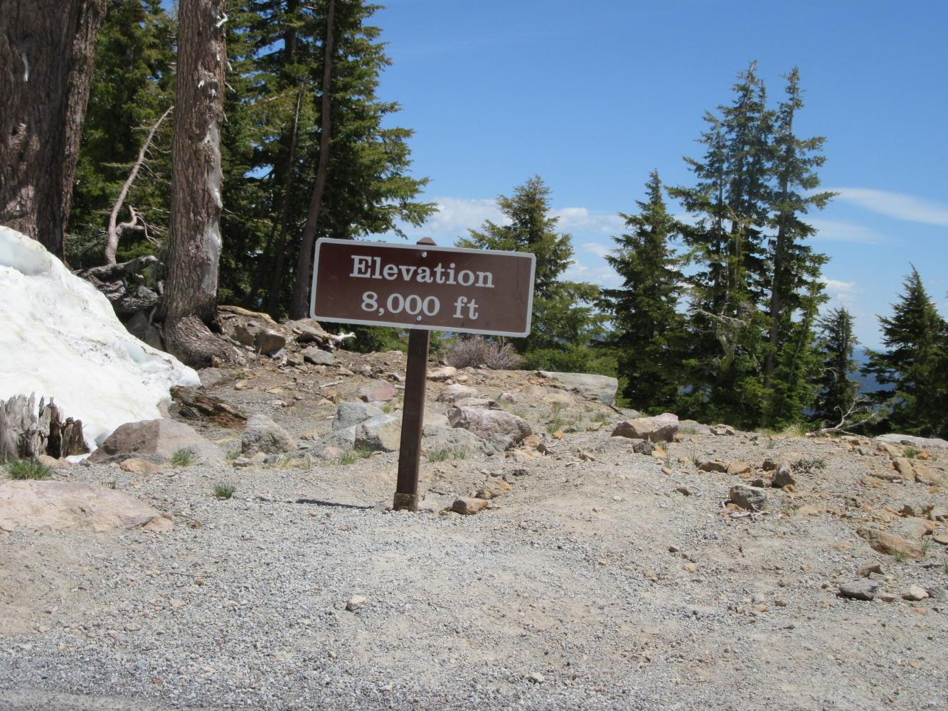 Mt. Lassen North Bike Climb - PJAMM Cycling