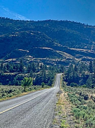 Mt. Baldy (BC) Bike Climb - PJAMM Cycling