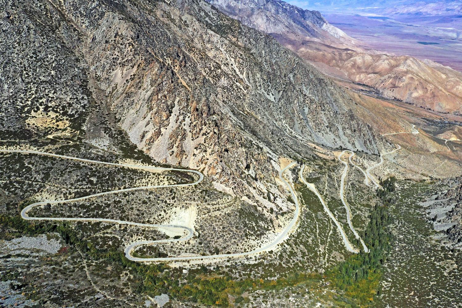 Onion Valley Rd Bike Climb - PJAMM Cycling