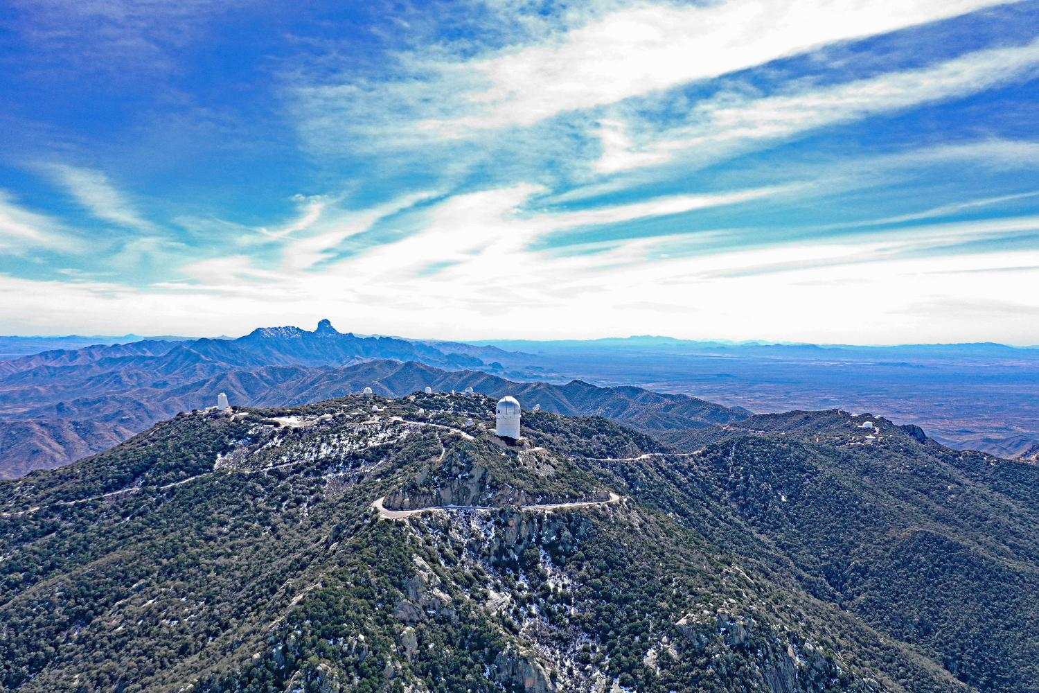 Kitt Peak Bike Climb - PJAMM Cycling