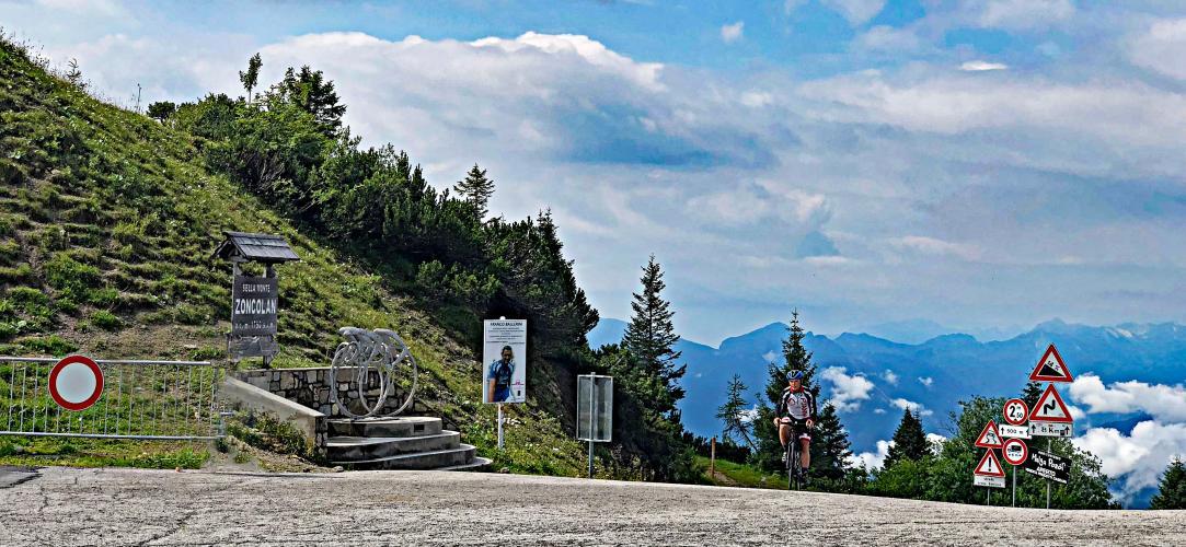 Monte Zoncolan (Ovaro) Bike Climb - PJAMM Cycling