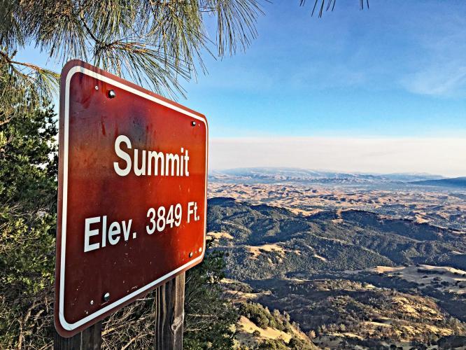 Mt. Diablo - South Gate Bike Climb - PJAMM Cycling